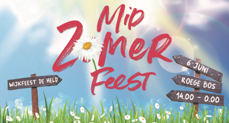 Midzomerfeest 25 jaar De Held
