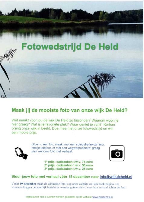 flyer fotowedstrijd